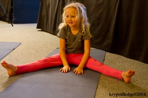 Blissful Family Yoga 2014