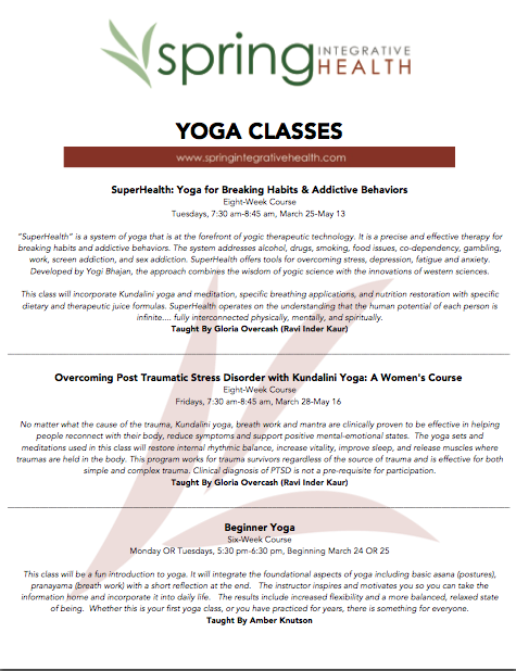 yoga flier 2